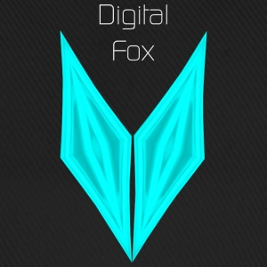 digital fox Caps & Mützen - Baseballkappe