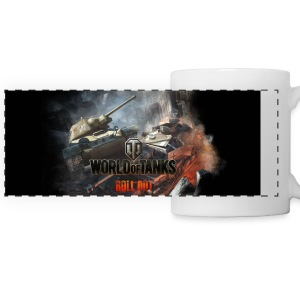 World of Tanks Battlefield Color Mug - Panoramakrus