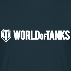 World of Tanks Men T-Shirt - Maglietta da uomo