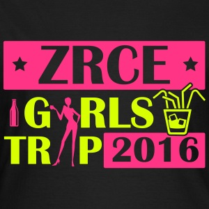 ZRCE GIRLS TRIP 2016 T-Shirts - Women's T-Shirt