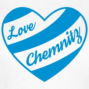 Chemnitz Fan - Frauen T-Shirt