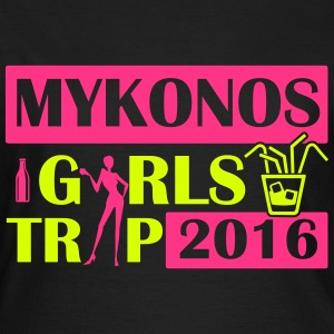 MYKONOS GIRLS TRIP 2016 T-Shirts - Women's T-Shirt