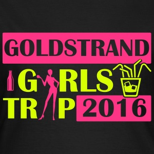 GOLD BEACH GIRLS REIS 2016 T-shirts - Vrouwen T-shirt