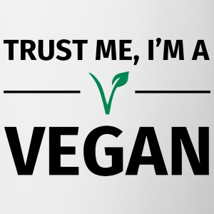 Trust me I'm an Vegan Tazze & Accessori - Tazza