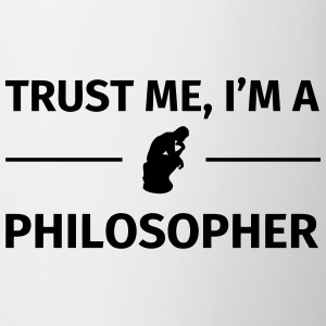 Trust me I'm a Philosopher Tazze & Accessori - Tazza
