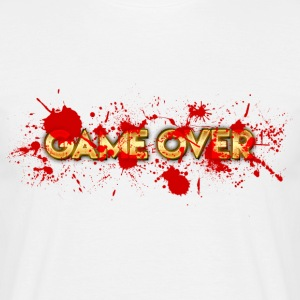 game over Tee shirts - T-shirt Homme