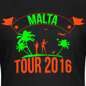 MALTA tour 2016 T-Shirts - Women's T-Shirt