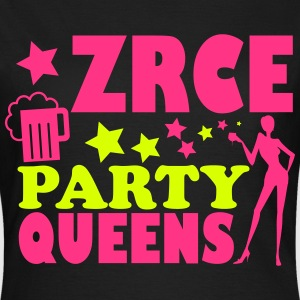 ZRCE PARTY QUEENS T-Shirts - Frauen T-Shirt