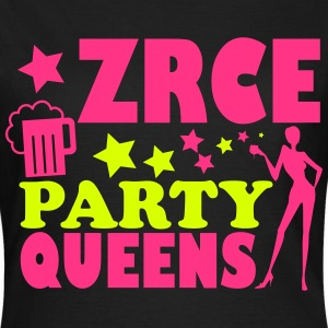 ZRCE PARTY QUEENS T-shirts - Vrouwen T-shirt