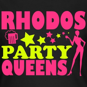 RHODES PARTY QUEENS T-Shirts - Women's T-Shirt