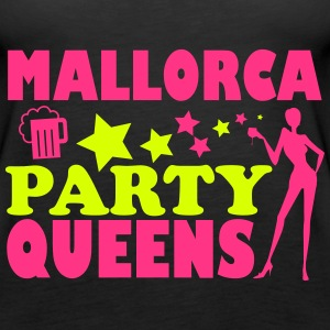 MALLORCA PARTY QUEENS Tops - Frauen Premium Tank Top