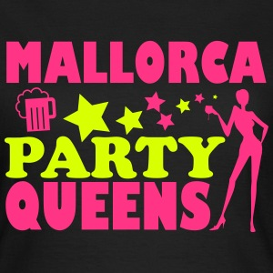 MALLORCA PARTY QUEENS T-shirts - Vrouwen T-shirt