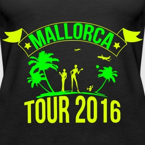 MALLORCA tour 2016 Tops - Women's Premium Tank Top