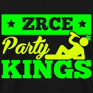 ZRCE PARTY KINGS T-Shirts - Men's Premium T-Shirt