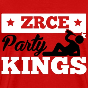 ZRCE PARTY KINGS T-shirts - Mannen Premium T-shirt