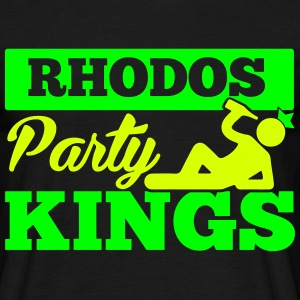 RHODOS PARTY KINGS Tee shirts - T-shirt Homme