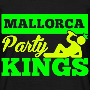 MALLORCA PARTY KINGS Tee shirts - T-shirt Homme