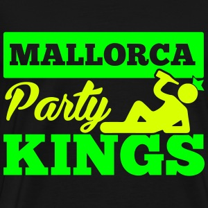 MALLORCA PARTY KINGS T-shirts - Premium-T-shirt herr