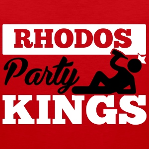 RHODOS PARTY KINGS Sportkleding - Mannen Premium tank top