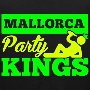 MALLORCA PARTY KINGS Sportbekleidung - Männer Premium Tank Top