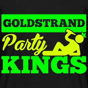 GOLDSTRAND PARTY KINGS Tee shirts - T-shirt Homme