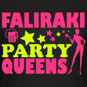 FALIRAKI PARTY QUEENS T-skjorter - T-skjorte for kvinner
