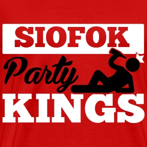 SIOFOK PARTY KINGS Tee shirts - T-shirt Premium Homme