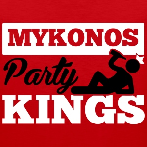 MYKONOS PARTY KINGS Sportkleding - Mannen Premium tank top