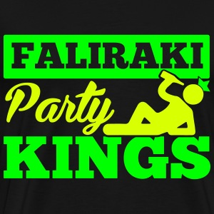 FALIRAKI PARTY KINGS T-Shirts - Men's Premium T-Shirt