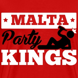 MALTA PARTY KINGS Tee shirts - T-shirt Premium Homme