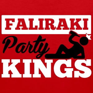 FALIRAKI PARTY KINGS Sportkleding - Mannen Premium tank top