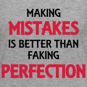 Making mistakes Long Sleeve Shirts - Women's Premium Longsleeve Shirt