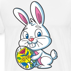 Easter Bunny - Men's Premium T-Shirt