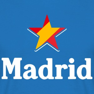 Madrid (dark) Tee shirts - T-shirt Homme