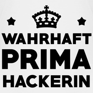 Hacker - Hackerin - Hacking - Geek - Computerfreak T-Shirts - Kinder Premium T-Shirt