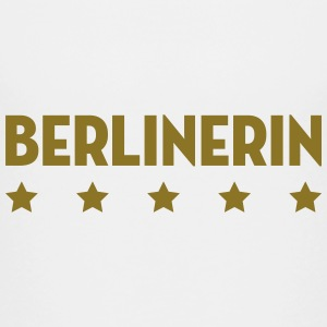 Berliner Berlinerin Berlin Deutschland Deutsch T-Shirts - Teenager Premium T-Shirt