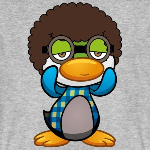 Small fun lumberjack duck T-Shirts - Men's Organic T-shirt