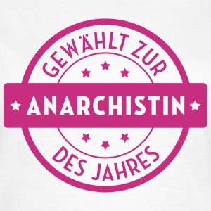 Anarchist Anarchistin Anarchie Punk No Future T-Shirts - Frauen T-Shirt