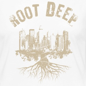 Root deep Urban beige Long Sleeve Shirts - Women's Premium Longsleeve Shirt