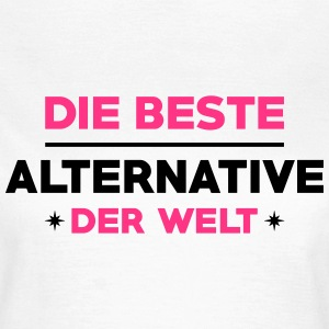Alternative Punk Rock Hipster Bärtiger Metal Tatto T-Shirts - Frauen T-Shirt
