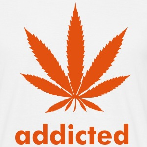 Addicted - T-shirt Homme