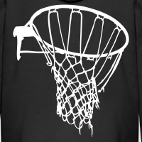 Zoom: Kids' Premium Zip Hoodie with design Basketball Net