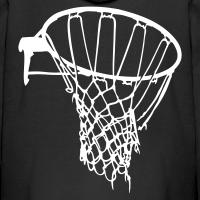 Zoom: Kids' Premium Zip Hoodie with design Basketball Net