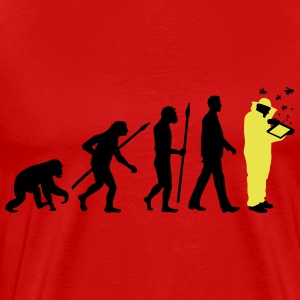 evolution_of_man_imker02_2c T-Shirts - Männer Premium T-Shirt