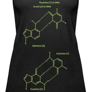 BASES DNA-RNA  - Frauen Premium Tank Top
