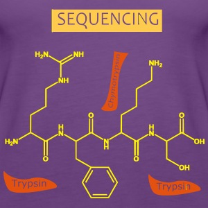 Sequencing - Women's Premium Tank Top