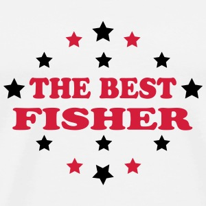 The best fisher Tee shirts - T-shirt Premium Homme