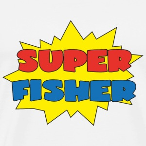 Super fisher T-Shirts - Men's Premium T-Shirt