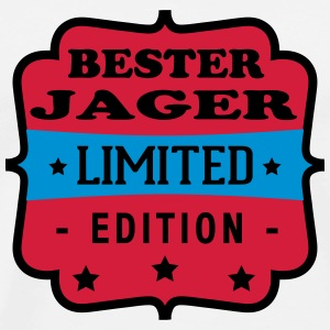 Bester jager limited edition T-shirts - Mannen Premium T-shirt