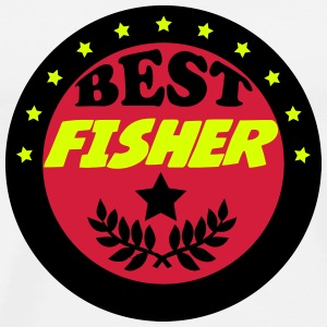 Best fisher T-Shirts - Männer Premium T-Shirt